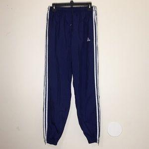Vintage 1990s Adidas Track Pants Windbreaker